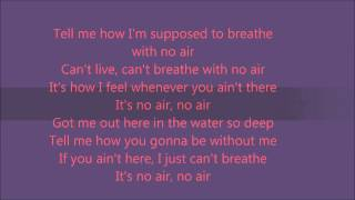 Jordin Sparks Feat. Chris Brown No Air Lyrics HD.mp3