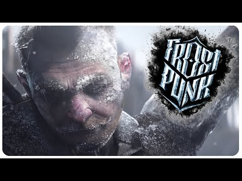 Last Frozen City on Earth, Brutal Survival Gameplay | Frostpunk EP 1 (Release Preview)