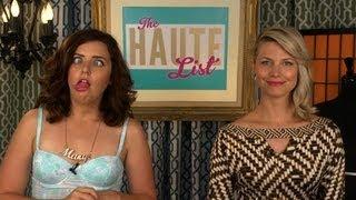The Haute List Bonus: Blooper Reel Thumbnail