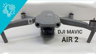 DJI MAVIC AIR 2 Confirmed Specifications, Release Date & Price