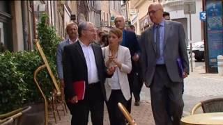 """Nièvre: Nevers désignée """"ville démonstrateur"""""""