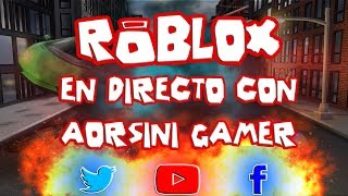 !!! DONANDO ROBUX LIVE!!! and Playing with Subs at MeepCity///Roblox//Aorsini Gamer