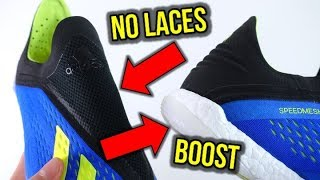 LACELESS INDOORS WITH BOOST THAT ARE ACTUALLY GOOD?