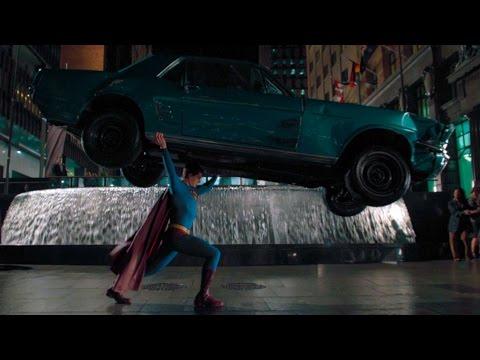 Man of Steel | Superman Returns