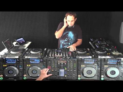 Best Progressive House Live Mix 2015 Dj Tuncer Yapağcı CDJ 2000 nexus 4 deck
