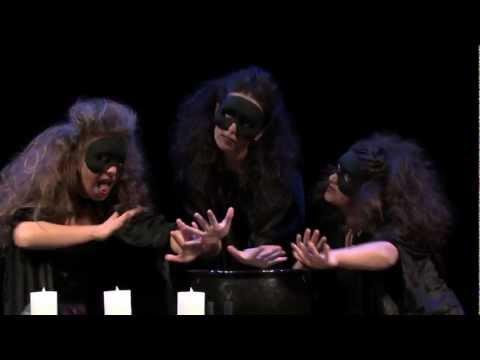 Stratford Shakespeare Challenge (2012): Macbeth, Act I, Scene 3