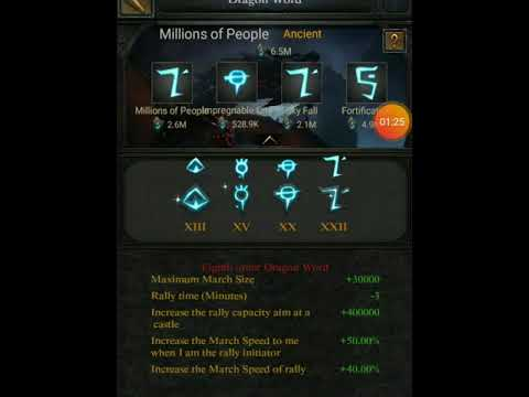 Clash Of Kings - Military Rank Reset. Time To Kill!