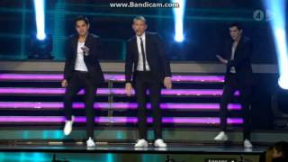 Download Danny Saucedo - If Only You (Final Swedish Idol 2014) MP3 song and Music Video