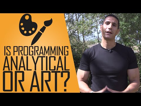 Is Software Development Analytical Or Art?