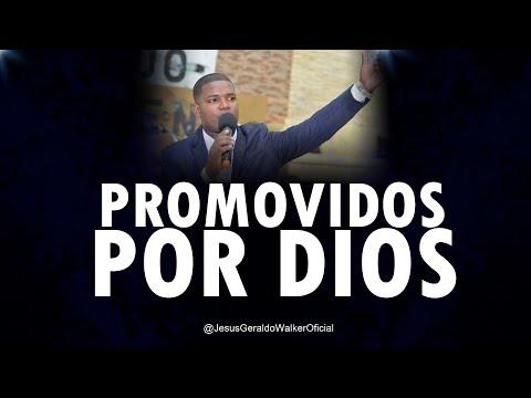 Jesus Geraldo. Promovido Por Dios