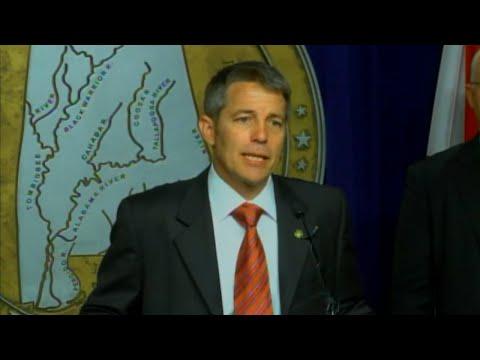 Alabama lawmaker announces plans to file articles of impeachment against Gov. Robert Bentley