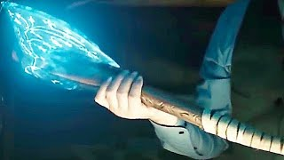 God of War 4 How Kratos Got his Axe Leviathan Story (PS4)