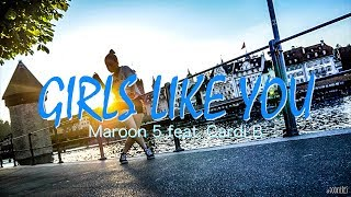 Download GIRLS LIKE YOU | MAROON 5 Mp3