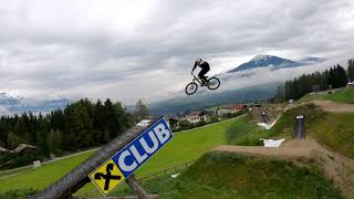 Crankworx Innsbruck Slopestyle - GoPro Course Preview with Emil Johansson
