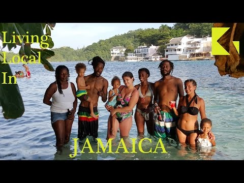 Living Local In Jamaica