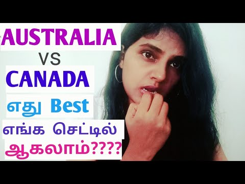 AUSTRALIA Vs CANADA Which Country To Immigrate?PR ,Job,Salary,School,Racism,Cost Of Living,Weather
