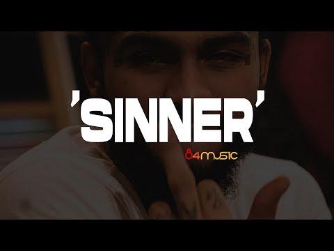"Dave East x JayZ upnorth hip hop type beat 2021 ""SINNER"" | 84mus1c"