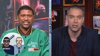 Jalen Rose: Celtics embody the word \'team\' | Jalen & Jacoby | ESPN