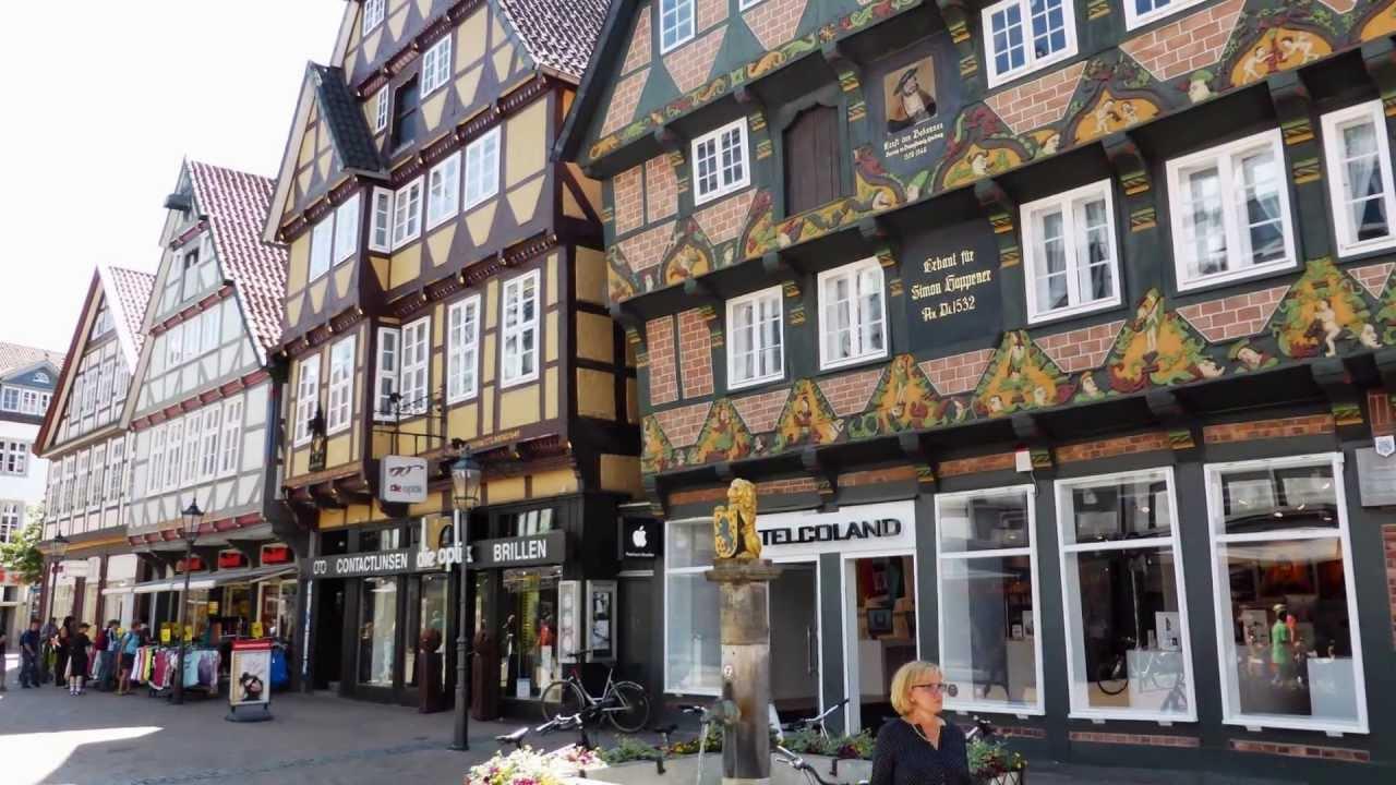 Flørting i Celle