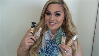 Best of the Drugstore: Top 5 Foundations