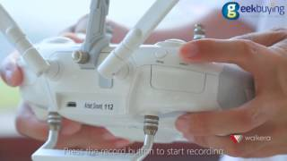 walkera Aibao WIFI FPV Quadcopter Operation Guidance