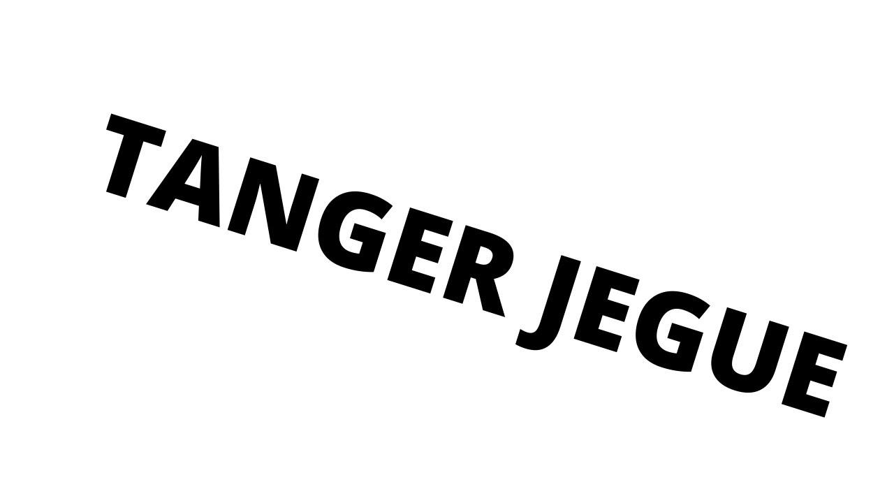 Download TANGER JEGUE