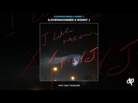 ILoveMakonnen & Ronny J - Lonely Thoughts (feat. Teddy)