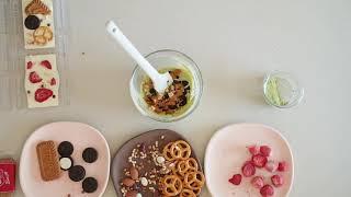 초코천사 크런치 바크 초콜릿 DIY 만들기 세트