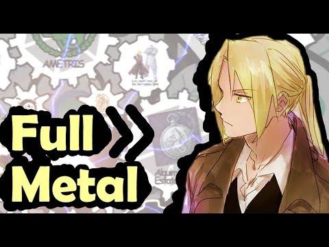 CRONOLOGÍA Full Metal Alchemist (Brotherhood) Parte 1 de 2 - Lalito Rams