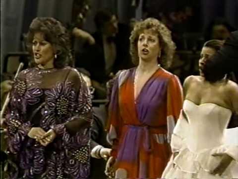Dame Kiri Te Kanawa, Katherine Ciesinski & Kathleen Battle - Final Trio - Der Rosenkavalier