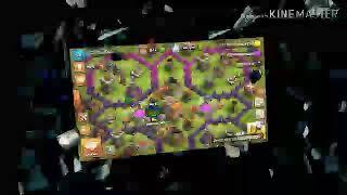 mostrando minha cv 7 quase full!! jogo:Clash Of Clans