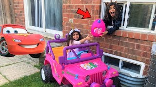 Kids Pretend Play Toys store on Power Wheels ride on cars