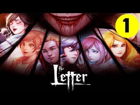 The Letter - Horror Visual Novel  (Part 1) |
