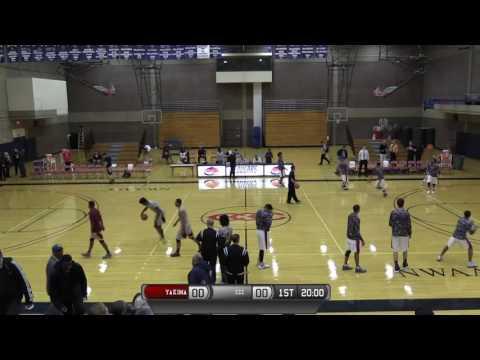 M. Basketball- CCC vs Yakima Valley-  Game 8