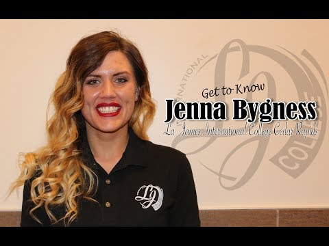 Let's Chat with Jenna! (La' James International College Ceda