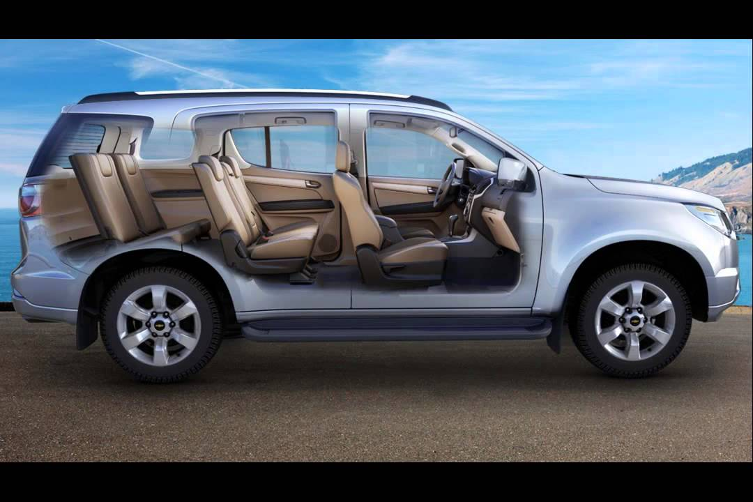 chevrolet trailblazer 2013 - YouTube