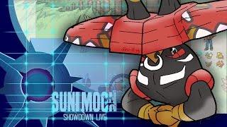 Pokemon Showdown Live Sun and Moon #16 [Ou] - Tapu The World