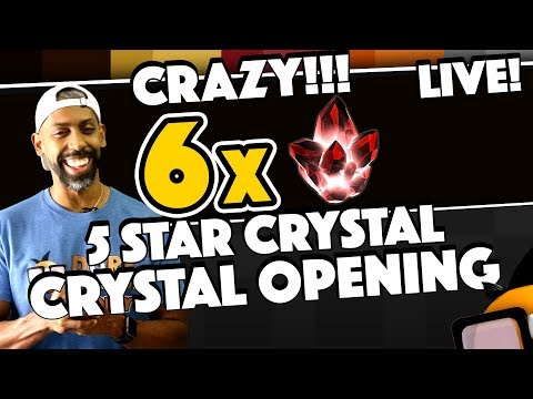 AMAZING 6x 5 Star Opening Maybe Including a Featured LIVE [Last Stream Before Studio Breakdown]