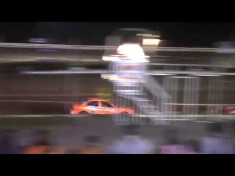 Hummingbird Speedway (6-16-18): Aaron's Four-Cylinder Feature