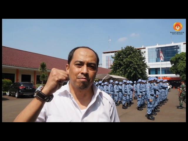 Pelepasan Bintalsik CPNS KASN TA. 2018