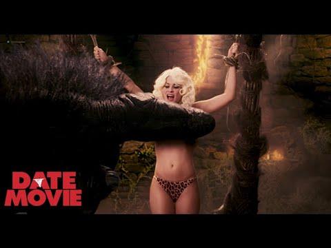"Carmen Electra | King Kong Parody ""Date Movie"" Escena Final ' HD"