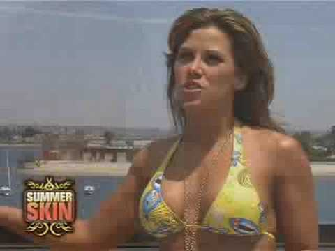 Wwe Mickie James Summer Skin