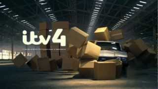 ITV4 2013 Ident: Cardboard Boxes