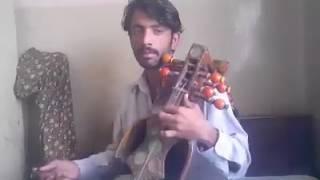 Dilbar thai shara che man door rawa Balochi Saaz