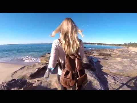 Royal National Park // Sydney Australia // DRONE & GOPRO Travel Video