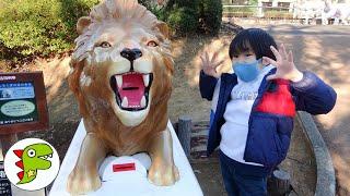 おでかけ 野毛山動物園 どうぶつをみにいったよ! トイキッズ