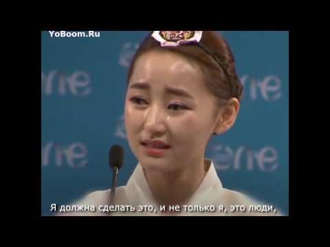Девушка рассказывает шокирующие факты о Северной Корее (Русская Версия)
