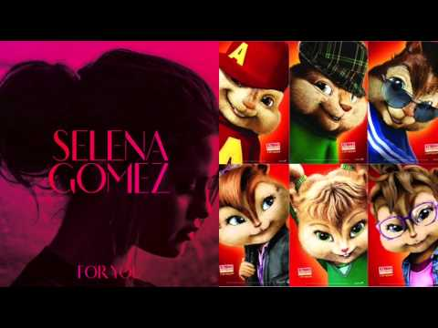 The Heart Wants What It Wants - Selena Gomez (Chipmunk Version)