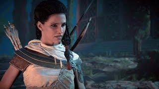 assassin s creed origins 20 o princpio do fim xbox one x gameplay portugus pt br
