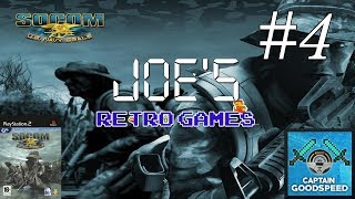 Retro Games   SOCOM: US Navy SEALs (PS2 Gameplay) - Mission 4: GOLDEN TRIANGLE HOLIDAY!